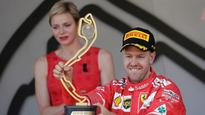 Monaco GP: Vettel emulates Schumacher, extends lead over Hamilton