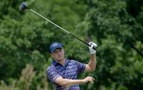 The Latest: Lowry's lead down to 2 shots at US Open