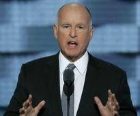 California Governor says wildfires are 'new normal'