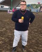 Tom Watson parties at Glastonbury amid Labour crisis