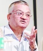 Kakodkar at Sangh science lecture