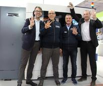 STRATASYS : Spring s.r.l., Stratasys' Largest Italian Service Bureau, Expands Direct Manufacturing Offering with Purchase of Fourth Fortus 900mc Production 3D Printer