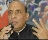 Attack on Gangwar: Rajnath tells Naveen to act against culprits