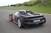 All you need to Know about Porsche 918 Spyder
