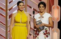 Eva Longoria on Golden Globes Bit With America Ferrera: There's Truth in Jest