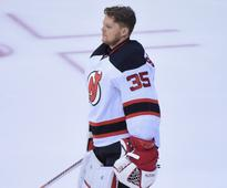 Devils' Cory Schneider will bring fire against Flames