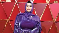Why are we even talking about what Hala Kamil wore for Oscars?