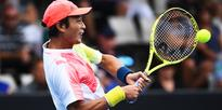 ASB Classic: Marcos Baghdatis charges into second round with thrilling win over Adrian Mannarino