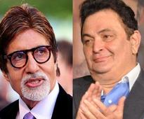 Rishi Kapoor: Amitabh Bachchan is one of the greatest actors in India