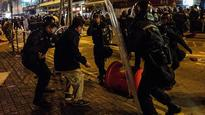 HK police relations with citizens hits a new low