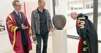 Sculpture wins inaugural college of surgeons art award