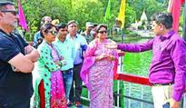 Priya for special package to enhance tourist footfall