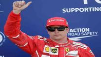 Raikkonen refuses to give up on Ferrari's F1 season
