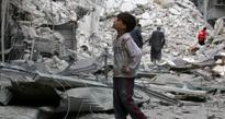 Warplanes press on with attack on rebel-held eastern Aleppo