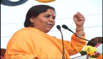 Union minister Uma Bharti admitted to Delhis AIIMS hospital