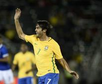Brazil veteran Kaka hints at retirement while revealing plans of taking year off in 2018