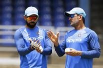 'Dhoni's presence will make up for Kumble's exit'