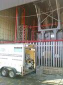 Diagnostic and monitoring service for power transformers