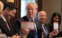 US Senate approves major tax cuts in victory for Trump