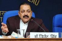 Government committed to provide comfort to security forces: Jitendra Singh