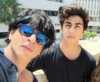 Remember When Shah Rukh Khan's Teenage Son Aryan Was a Little Boy?