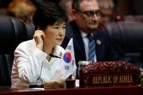South Korea's Park proposes amending constitution