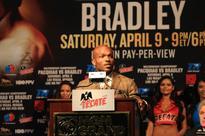 Floyd Sr: Pacquiao has no chance if Bradley fights like Mayweather