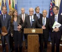 Russian Ambassador to the UN Vitaly Churkin dead