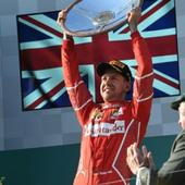 Formula 1 | Australian GP: Ferrari back at the top as Sebastian Vettel wins the season opener