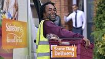 Sainsbury's to launch same-day online delivery