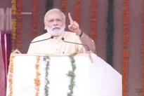 No umpire in Kerala Assembly, says Modi in 1st poll speech in state