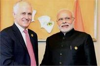 'High hopes' for trade deal with India: Australian PM