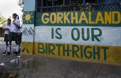 After Rajnath's appeal, GJM withdraws Darjeeling shutdown