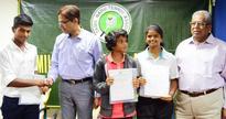 Ramanathan Award for Ramkumar