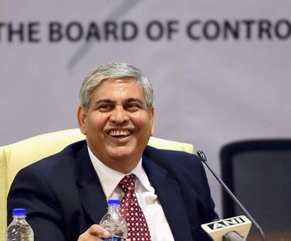 ICC chief Shashank Manohar defers resignation