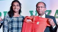 PV Sindhu is Vizag Steel's new brand ambassador