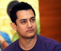 Sainik kids impress Aamir Khan