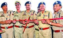 Rajendra commissions new Security Hqrs