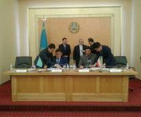 Golestan, Kazakhstan's Mangystau provinces sign sports Mou