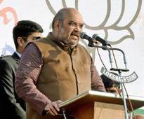 As election season nears, Amit Shah meets TN, Kerala leaders