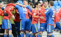 VIDEO: Salah helps Basel close on title