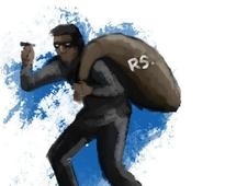 Security guard killed, Rs 60 lakh looted from bank van