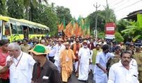 Kerala: Jan Raksha Yatra culminates in state capital, here are the key takeaways
