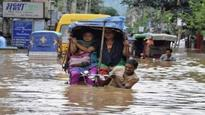 Flood-like situation in eastern Rajasthan, hundreds moved out