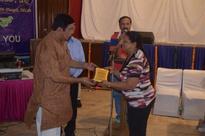 Delhi: Francis Fernandes' Konkani drama Matharo Charbela' -70th show held