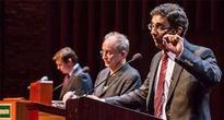 Dinesh DSouza and Bill Ayers Debate American Exceptionalism