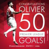 GOAL! Aston Villa 0-1 Arsenal (Giroud 8 pen)