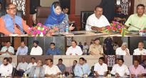 CM reviews water, power availability in Jammu
