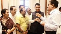 Maha CM points out similarity between Cong and NCP letters despite rift