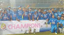 India beat Lanka by 34 runs, clinch U-19 Asia Cup